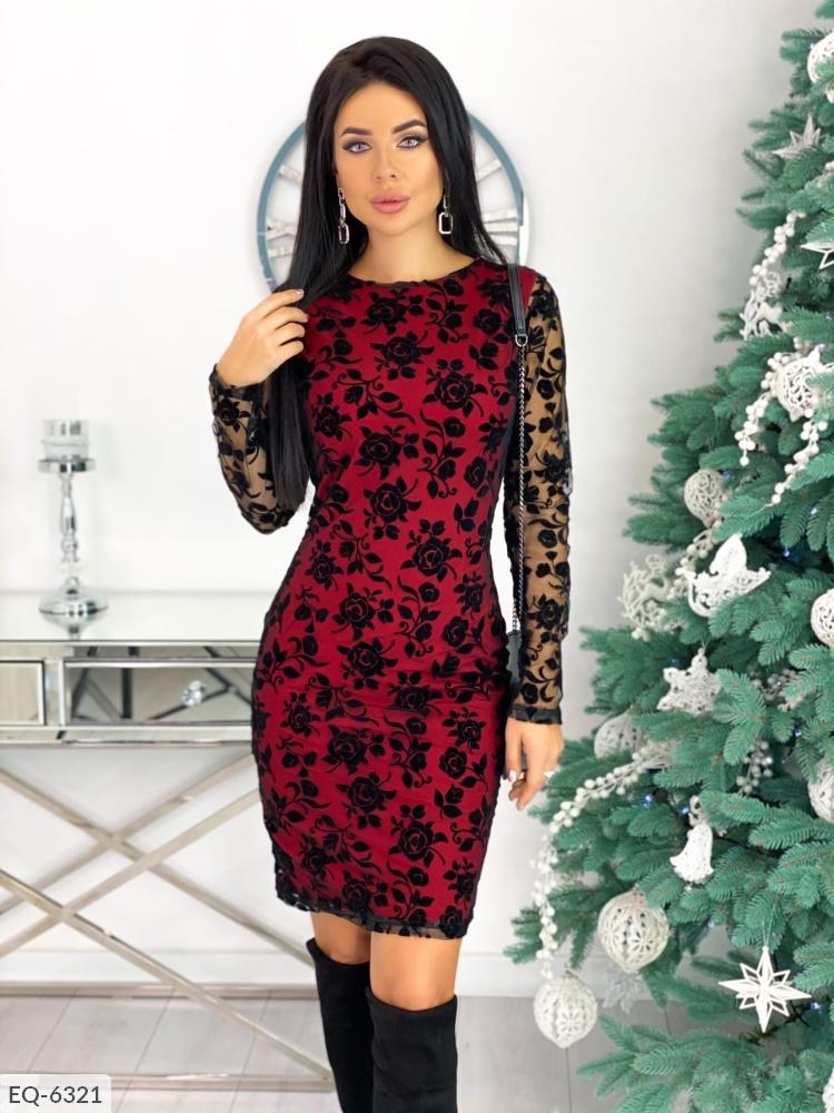 Платье EQ-6321