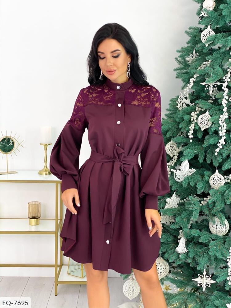 Платье EQ-7695