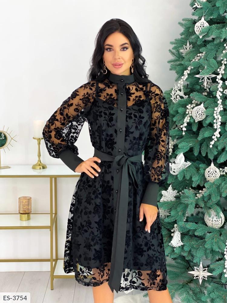 Платье ES-3754