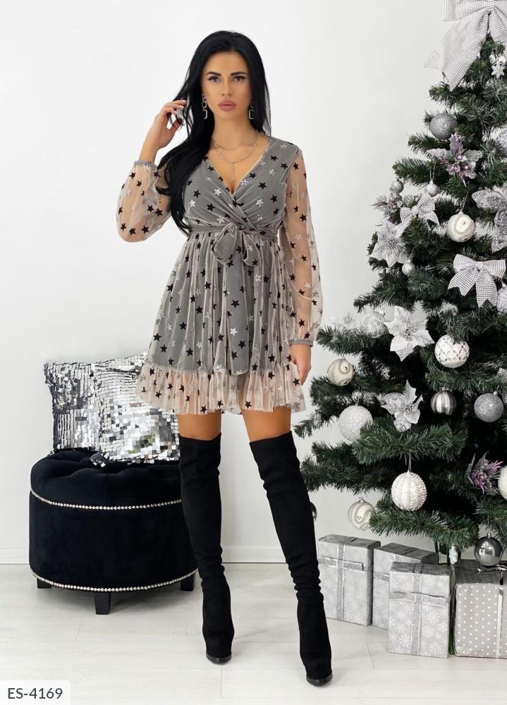 Платье ES-4169