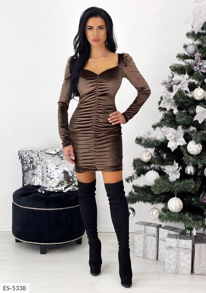 Платье ES-5338