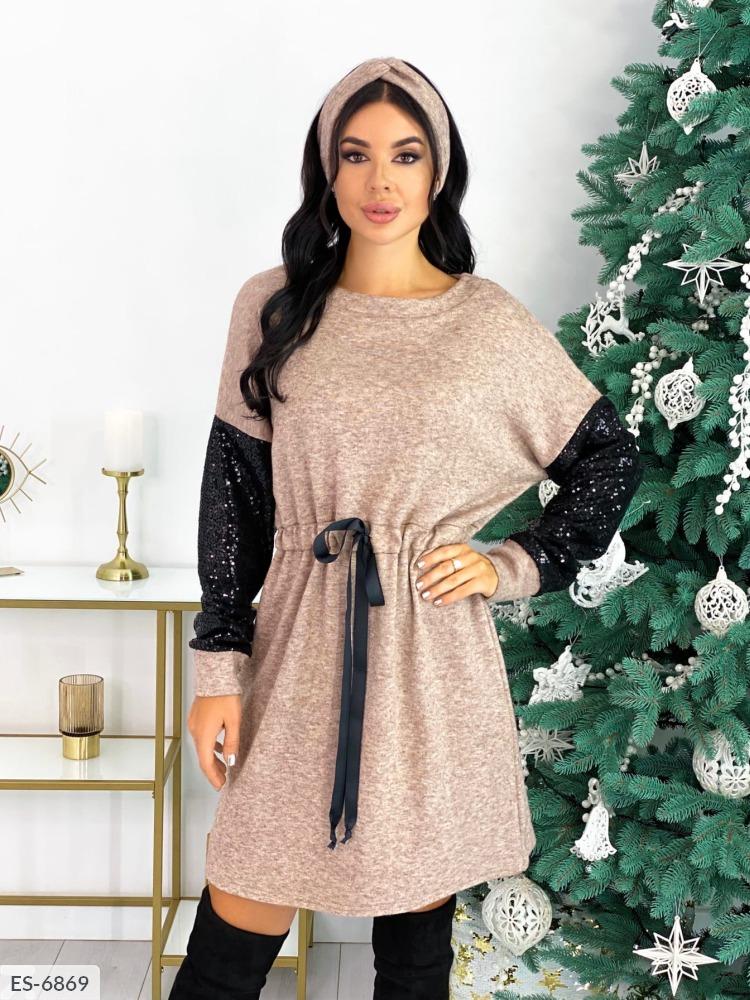 Платье ES-6869