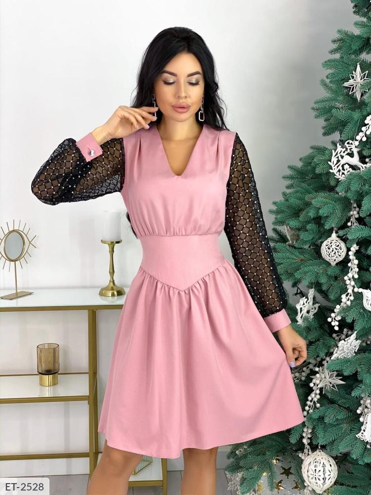 Платье ET-2528