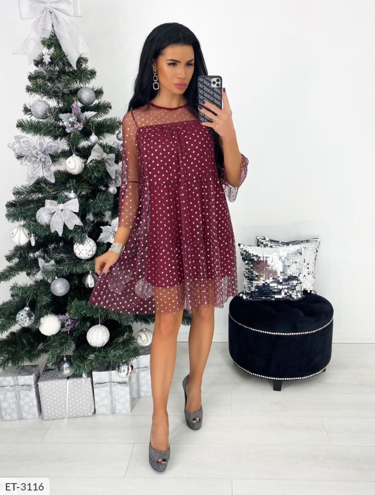 Платье ET-3116