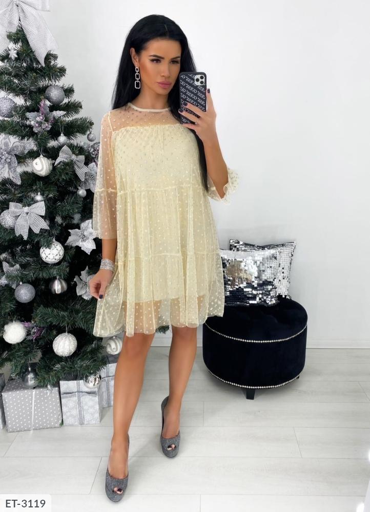 Платье ET-3119