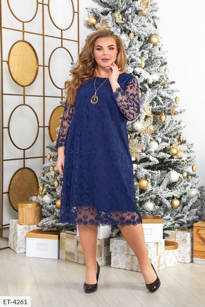 Платье ET-4261