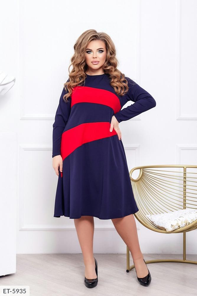 Платье ET-5935