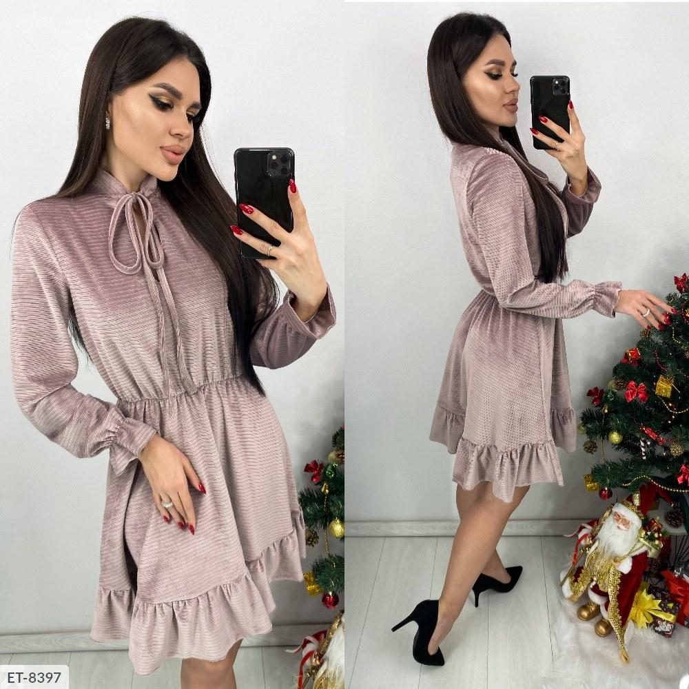 Платье ET-8397