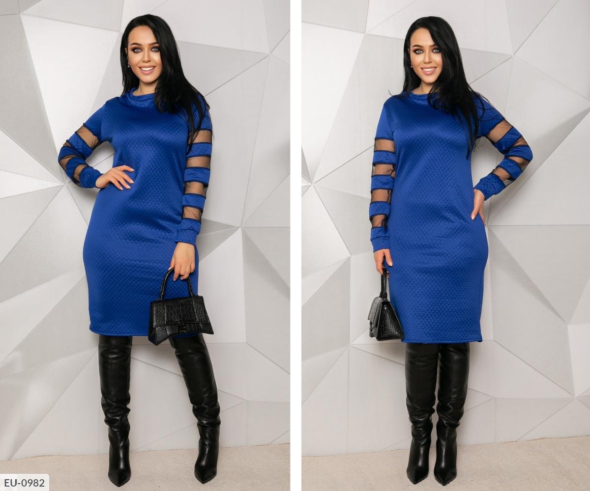 Платье EU-0982