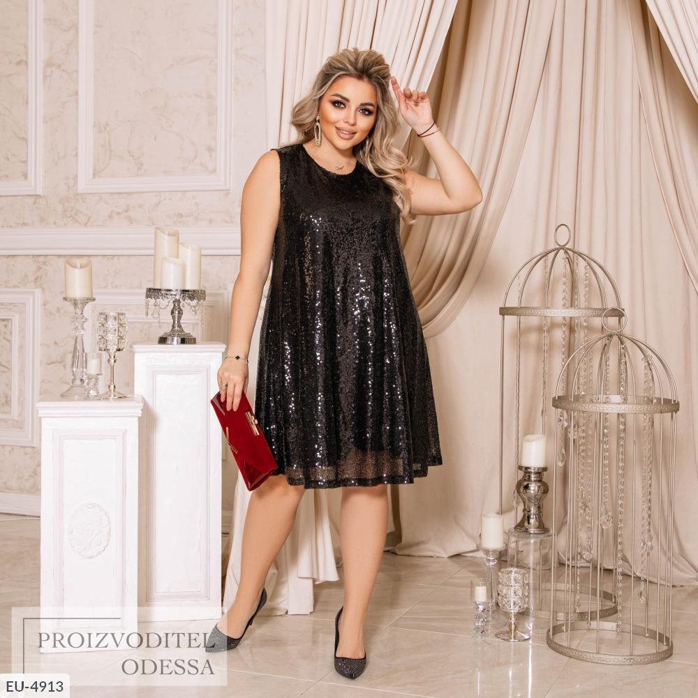 Платье EU-4913