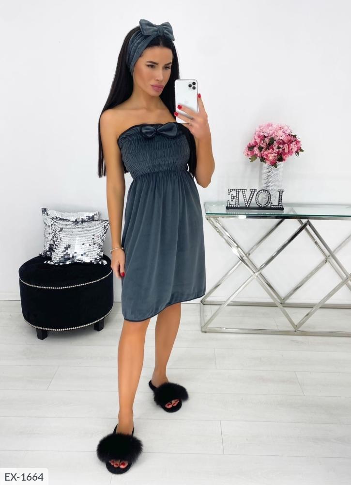 Платье EX-1664