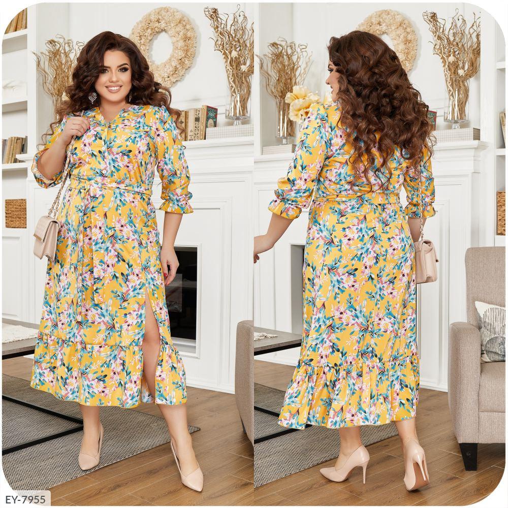 Платье EY-7955