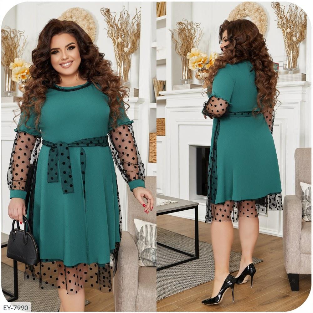 Платье EY-7990