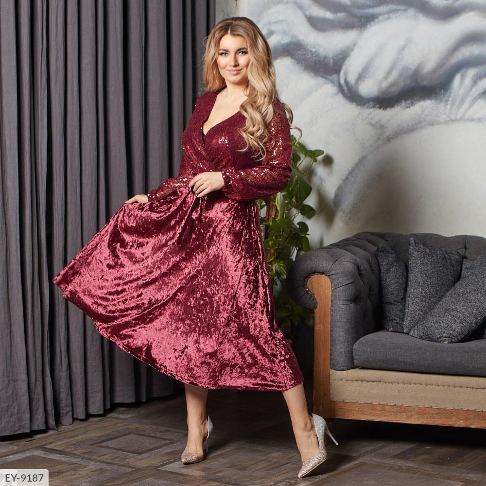 Платье EY-9187