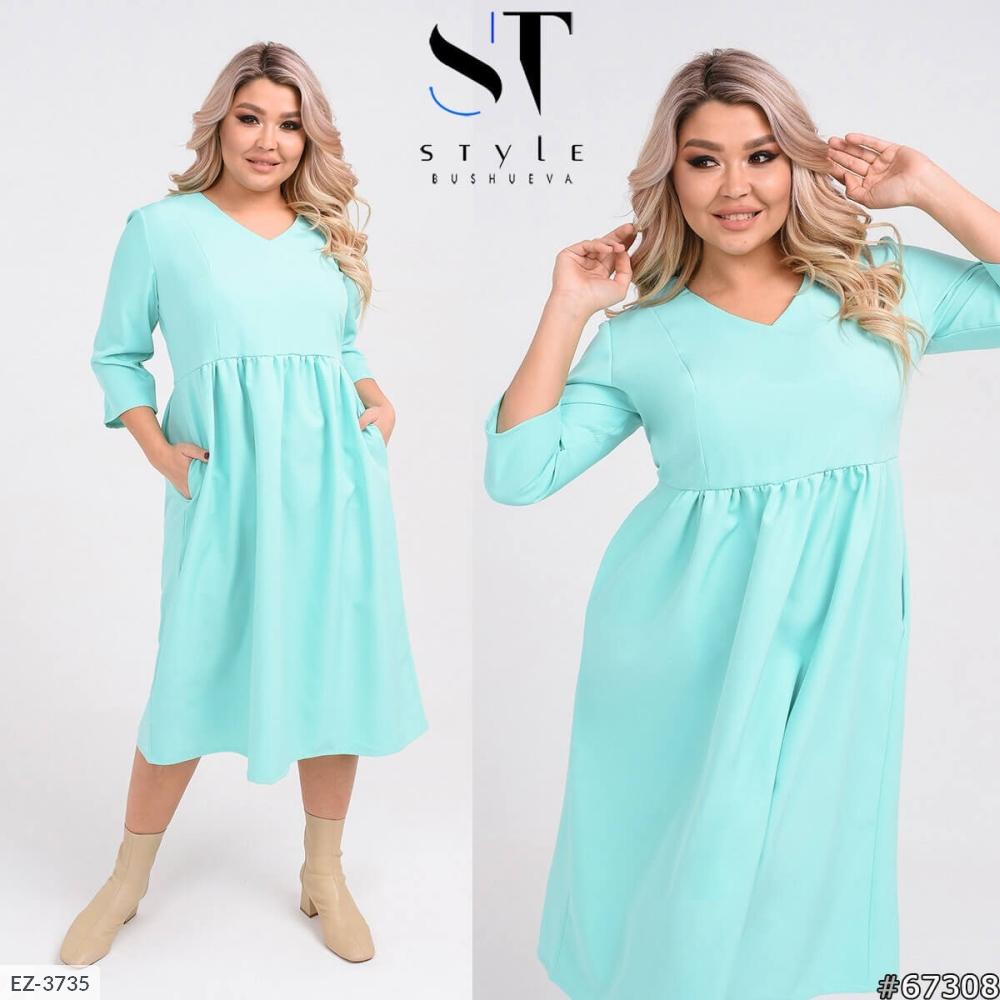 Платье EZ-3735