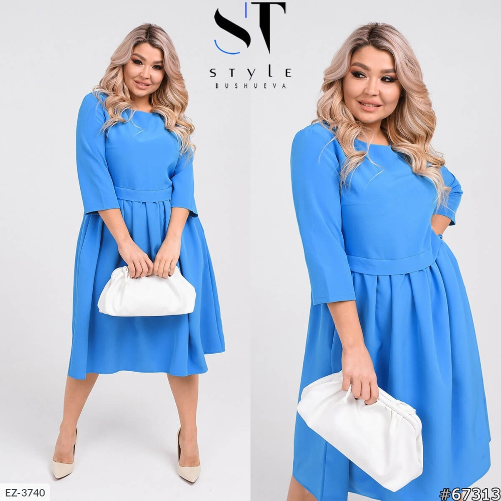 Платье EZ-3740