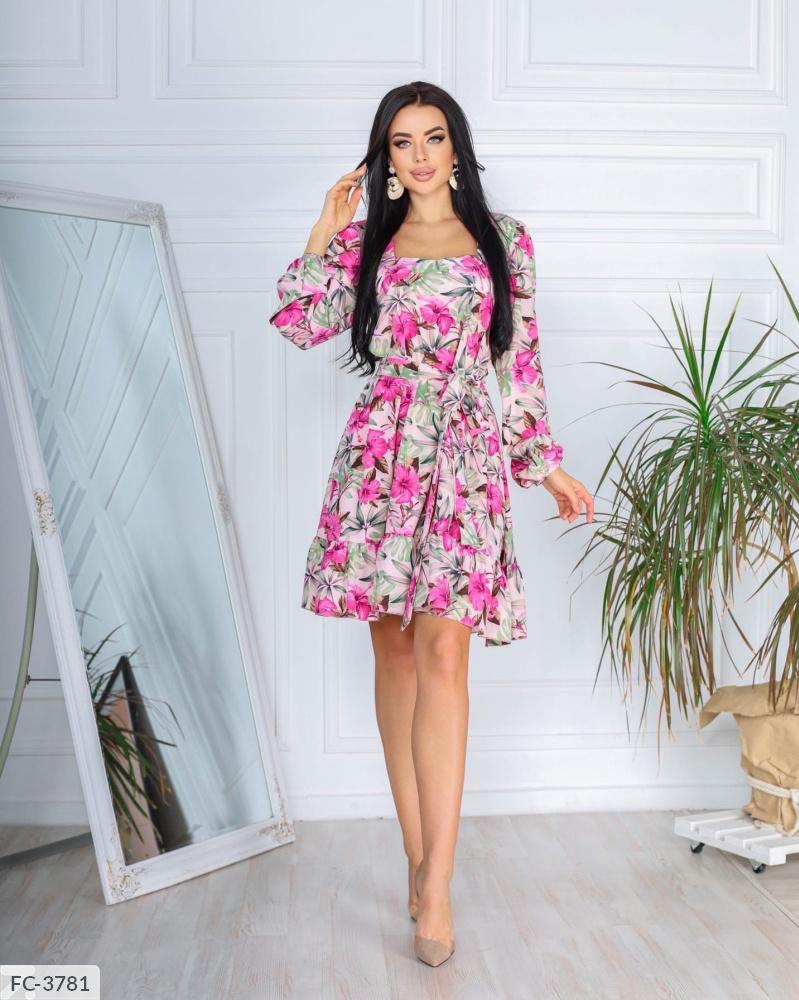Платье FC-3781