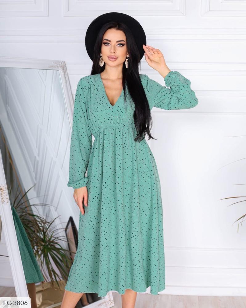 Платье FC-3806