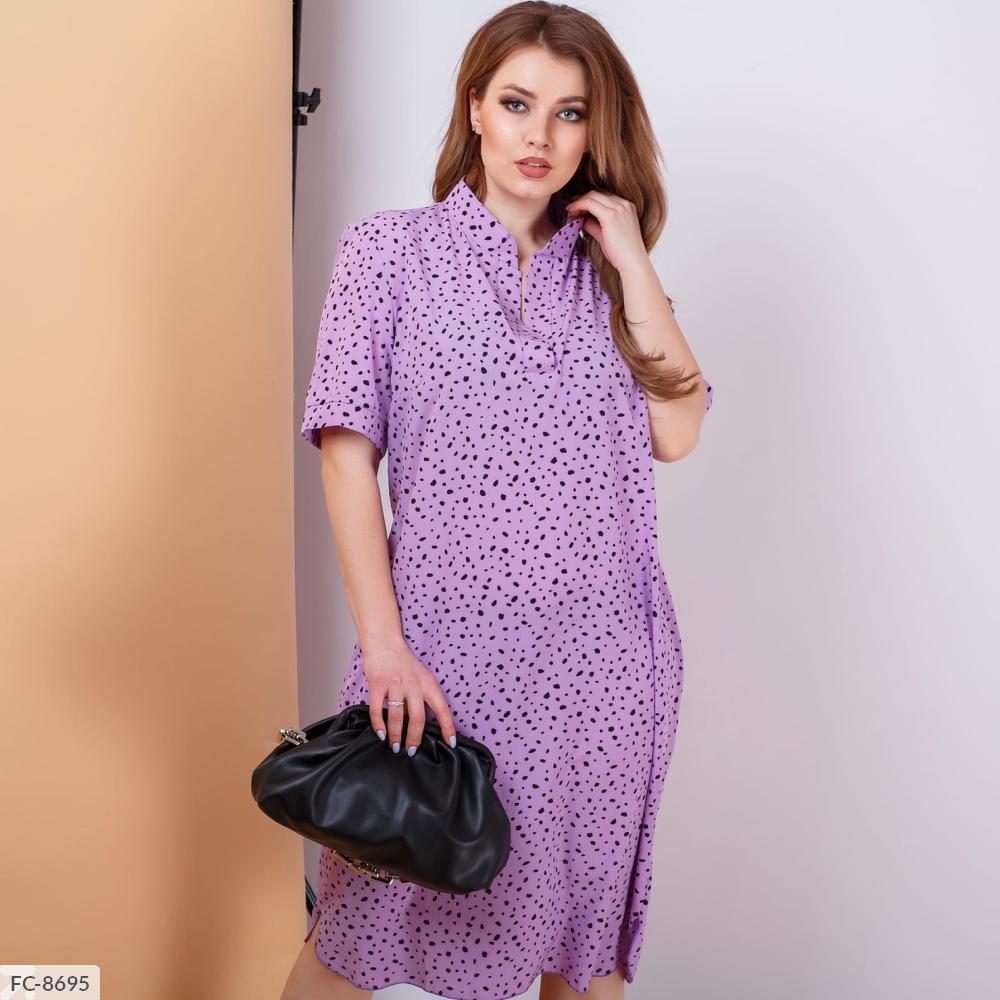 Платье-Рубашка FC-8695