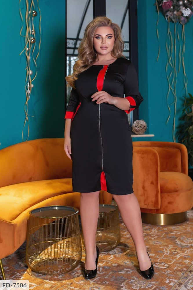 Платье FD-7506
