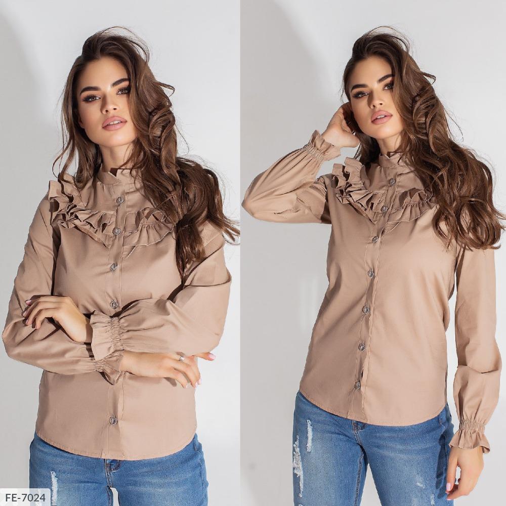 Рубашка FE-7024
