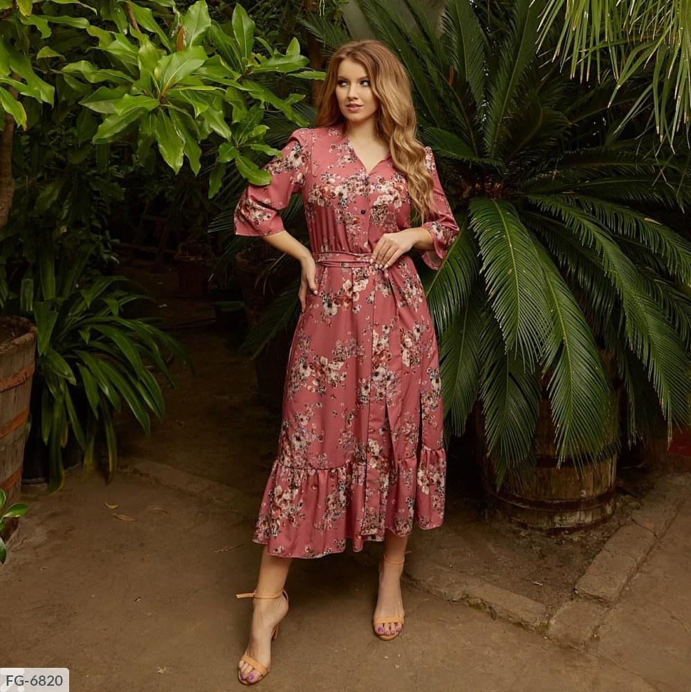 Платье FG-6820