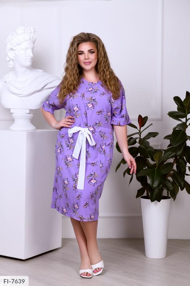 Платье FI-7639