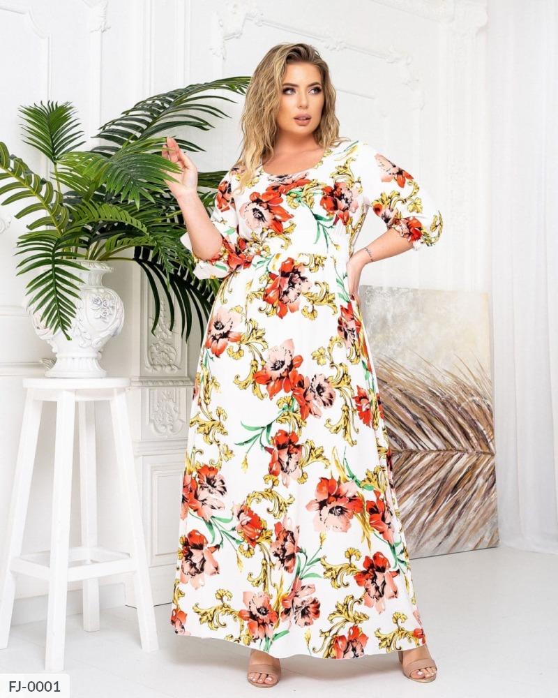 Платье FJ-0001