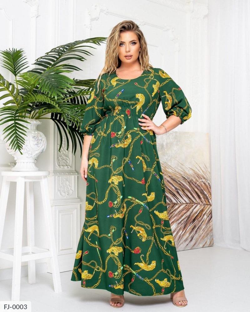 Платье FJ-0003