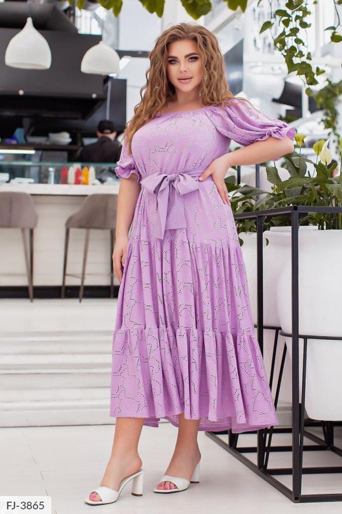 Платье FJ-3865