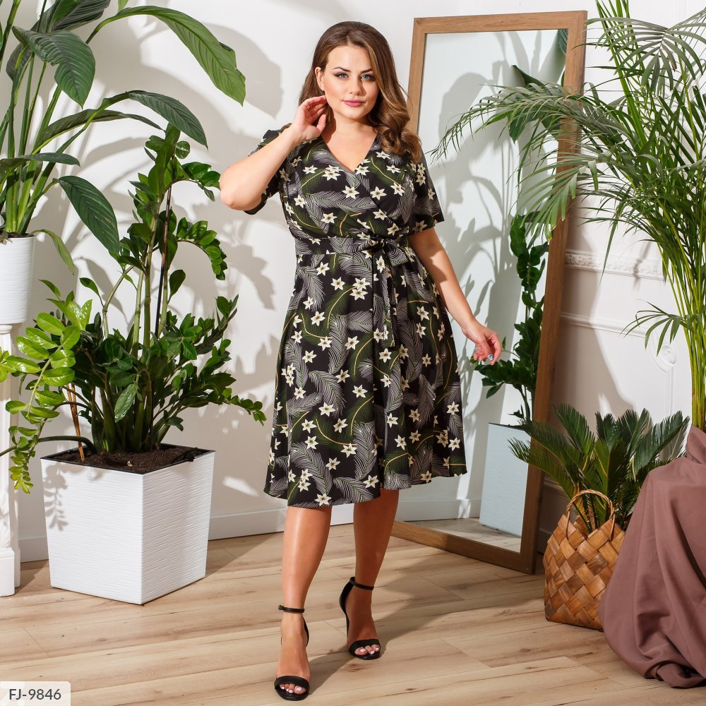 Платье FJ-9846
