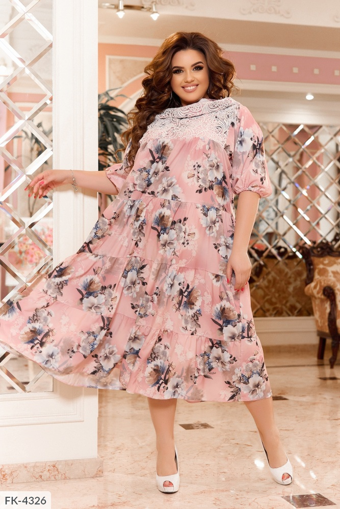 Платье FK-4326