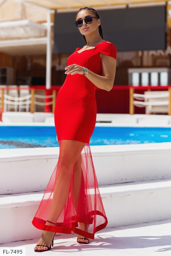 Платье FL-7495