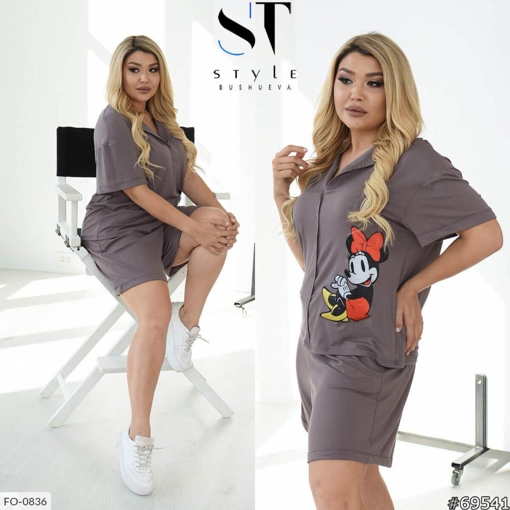 Платье FO-0836