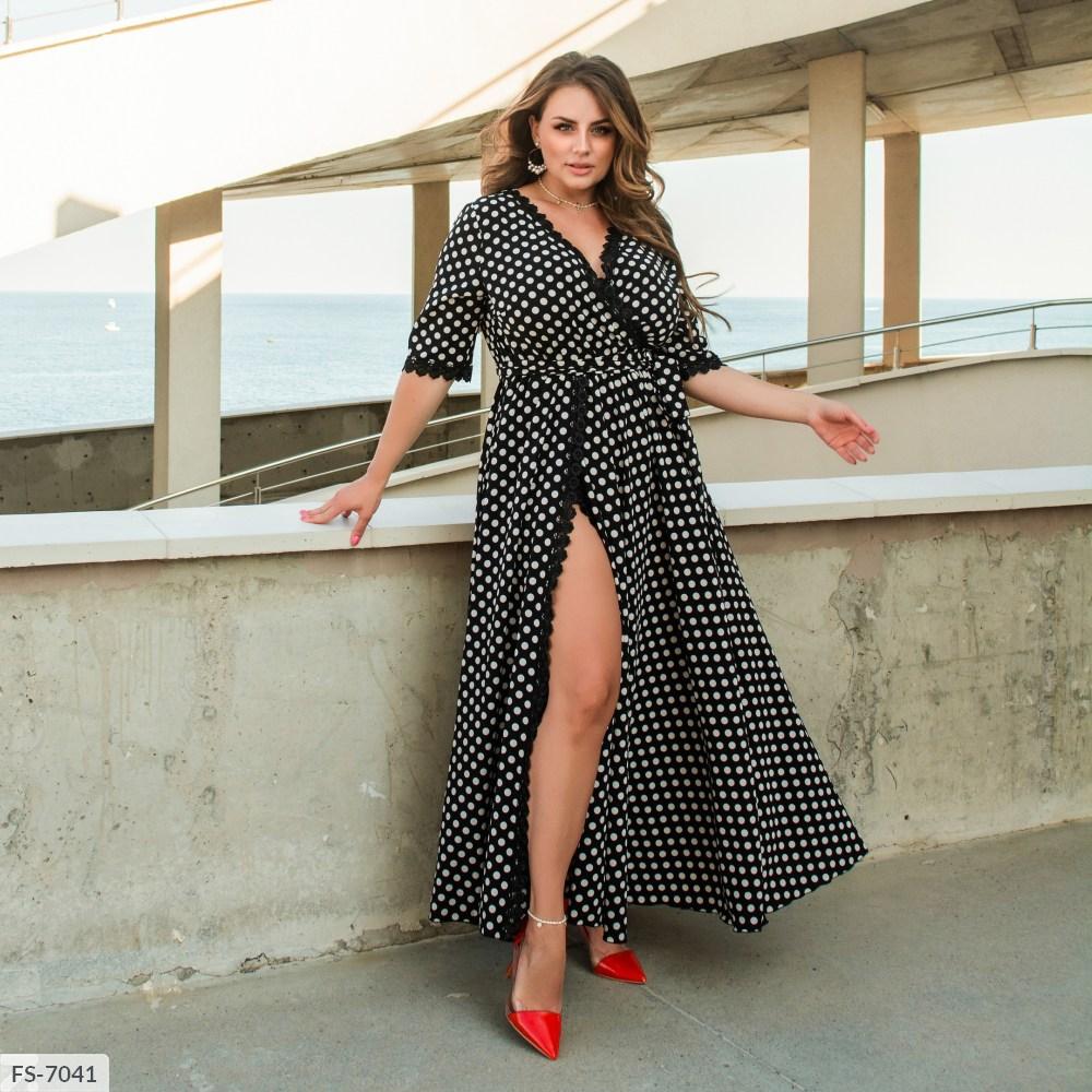Платье FS-7041