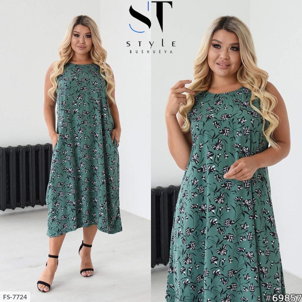 Платье FS-7724