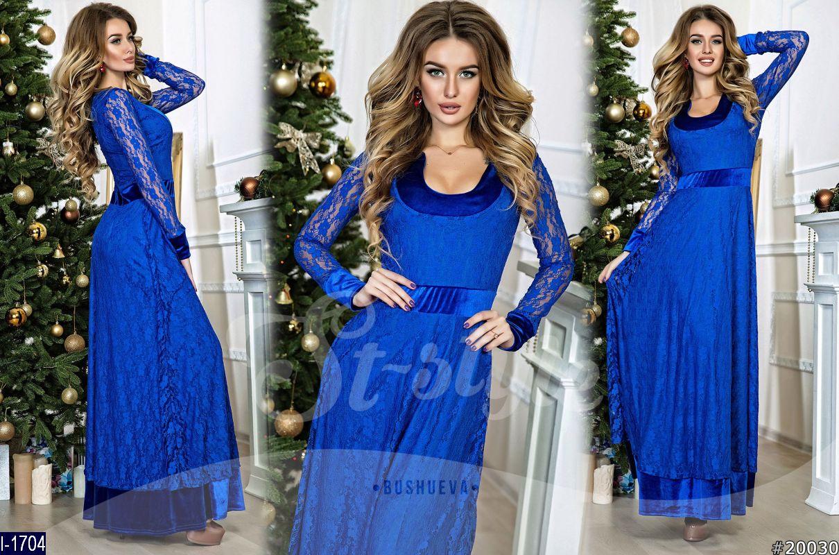 Платье I-1704