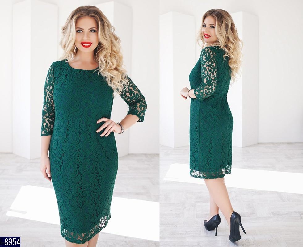 Платье I-8954