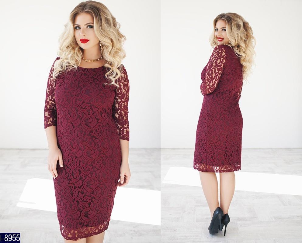Платье I-8955