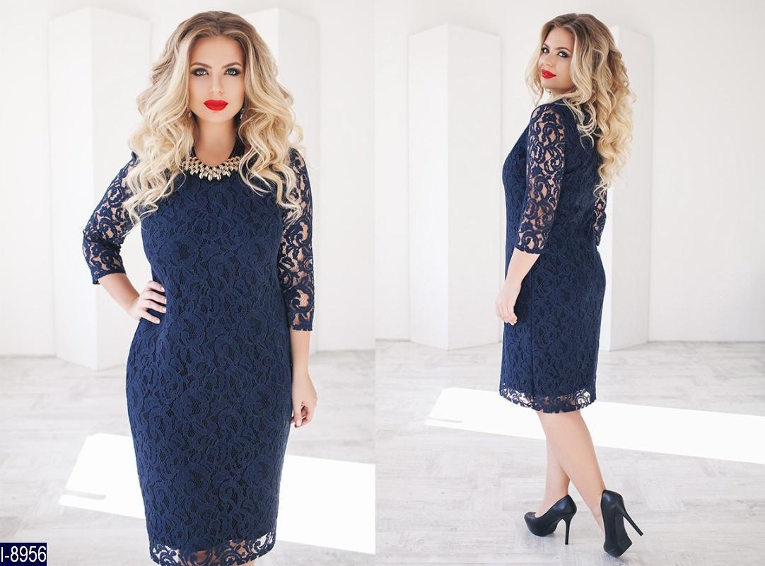 Платье I-8956