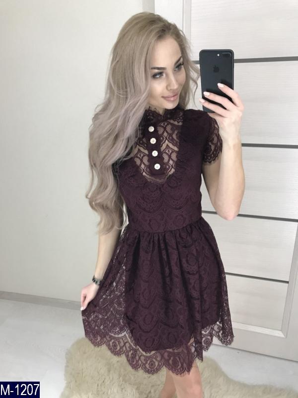 Платье M-1207