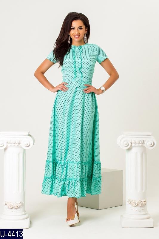 Платье U-4413