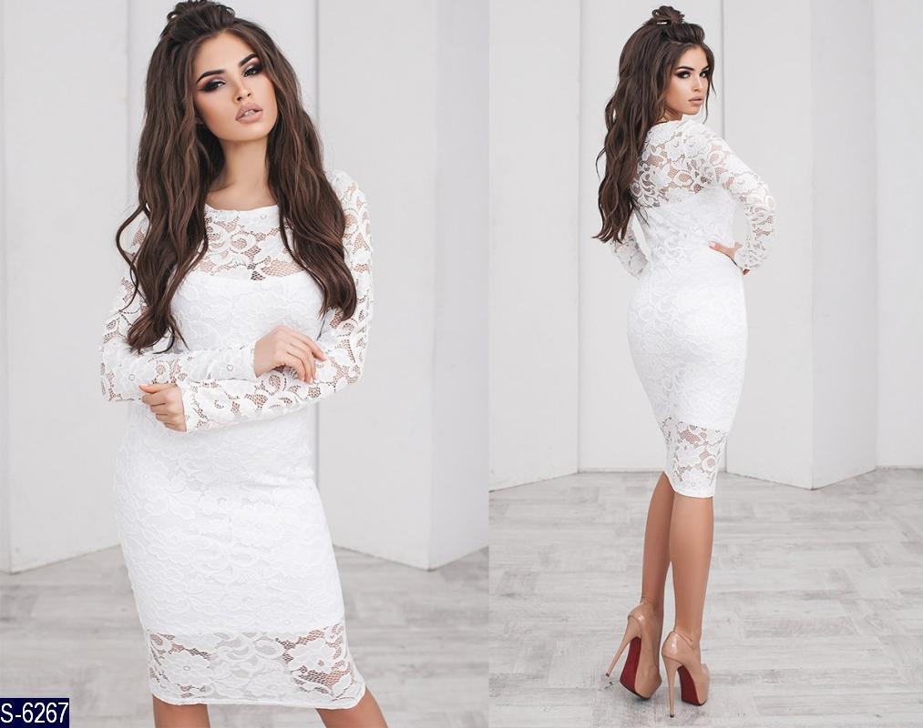 Платье S-6267