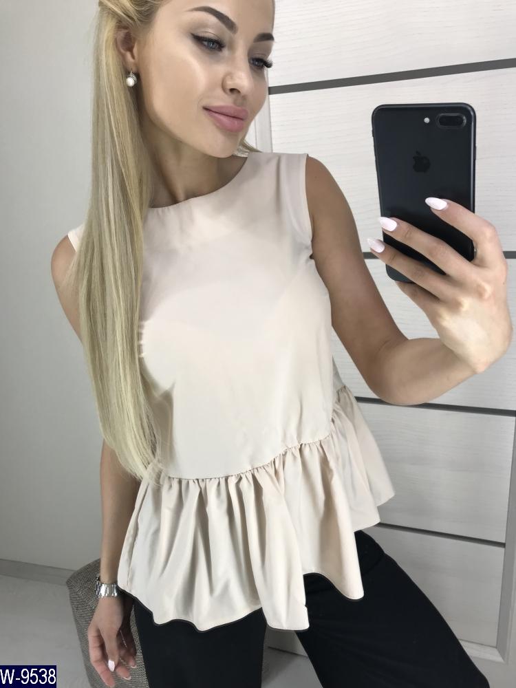 Блуза W-9538