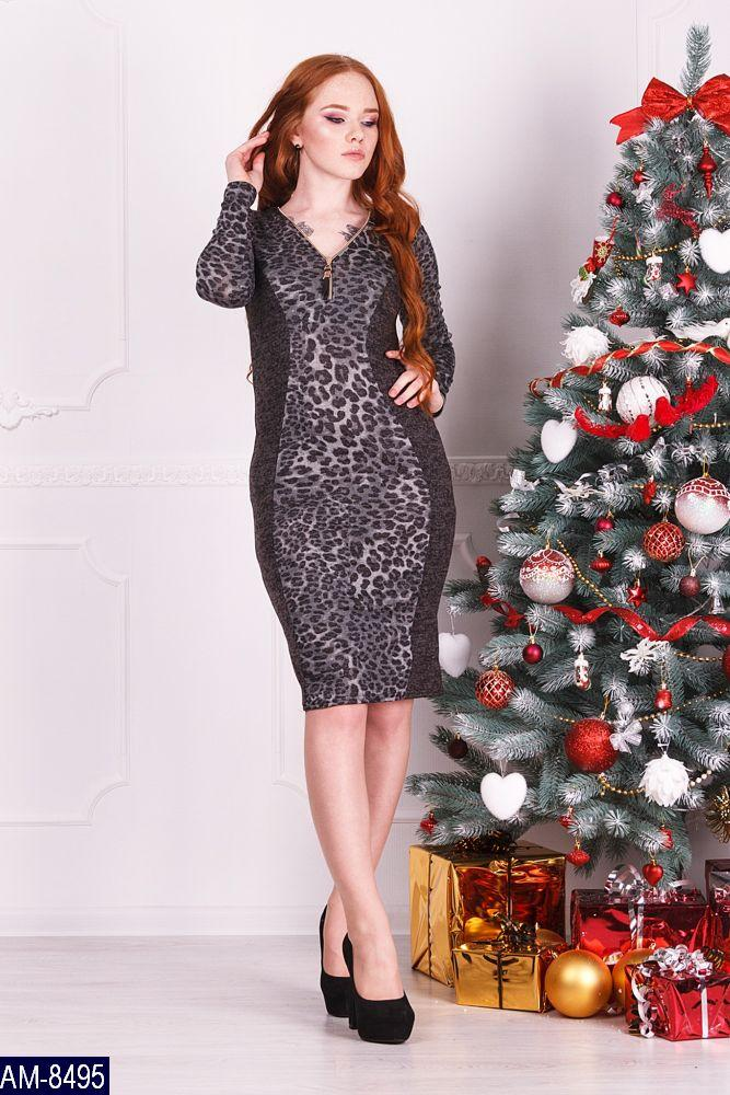 Платье AM-8495