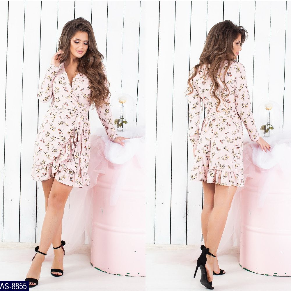 Платье AS-8855