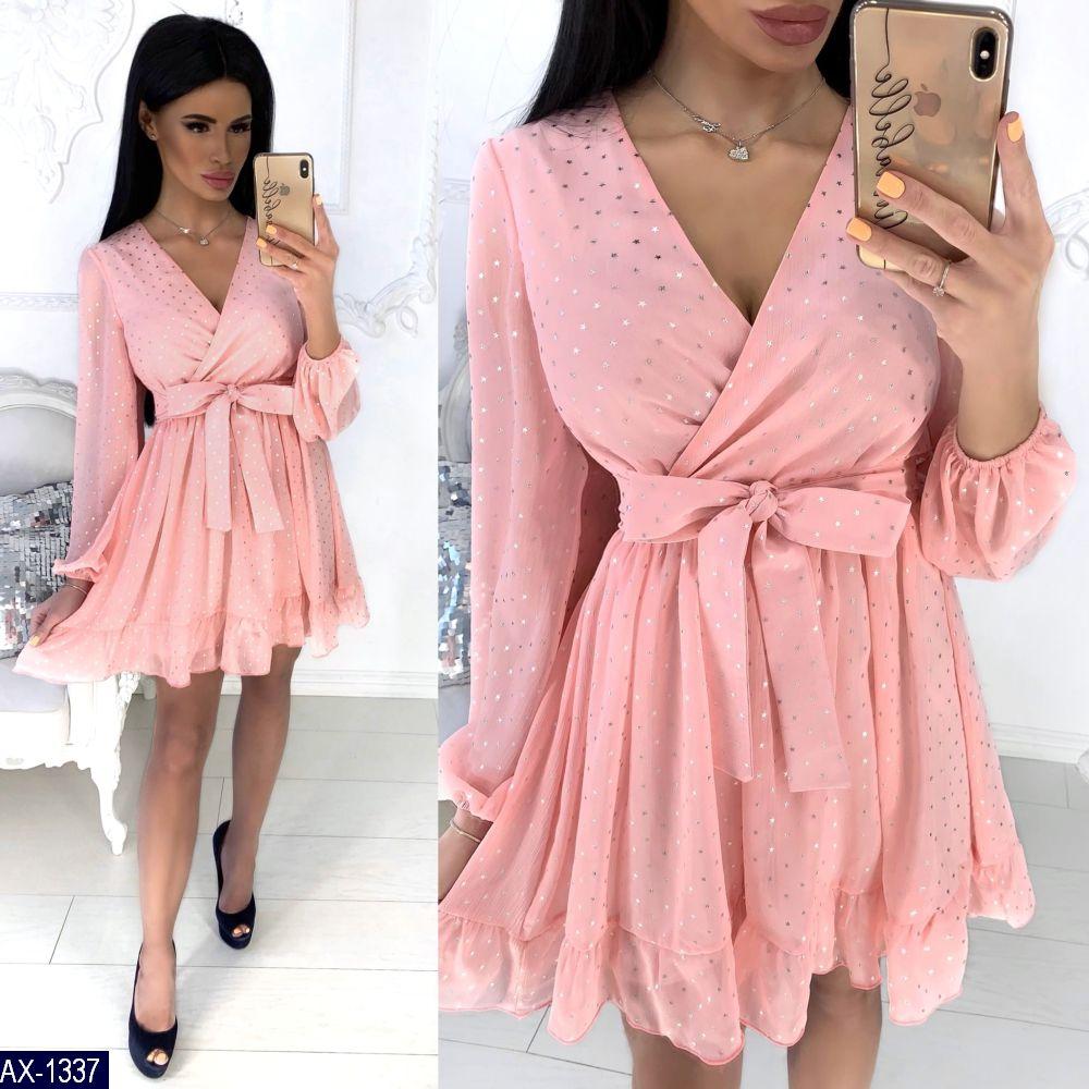 Платье AX-1337